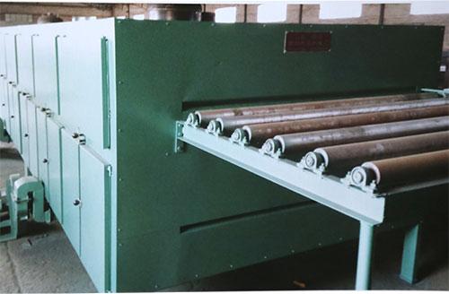 滚筒式单板干燥机